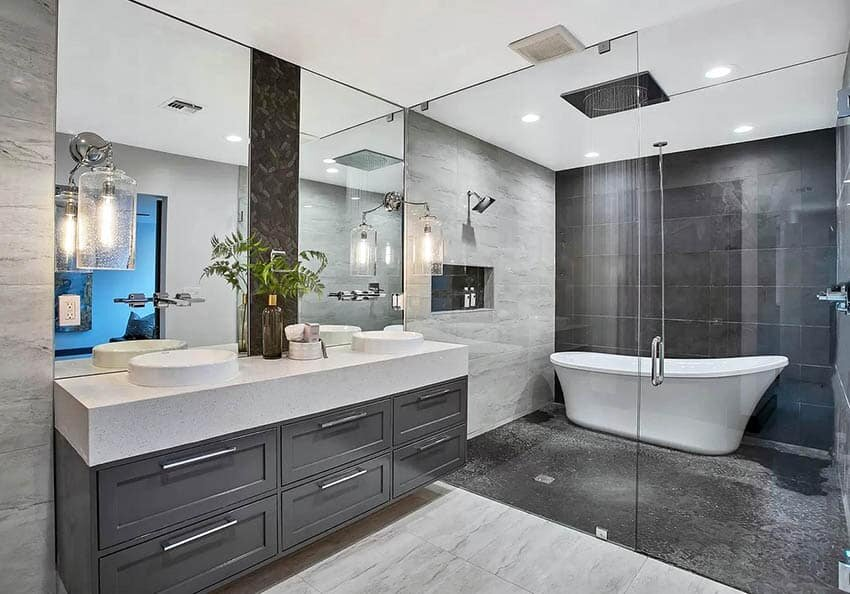 How To Create A Blissful Luxurious Master Bathroom Made Just For You