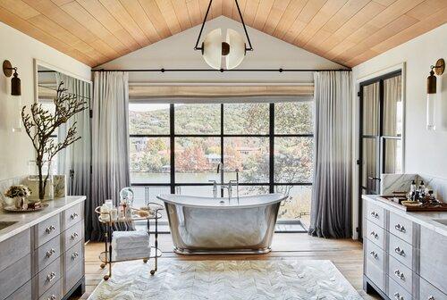 How To Create A Blissful Luxurious Master Bathroom | MLR Design Interiors