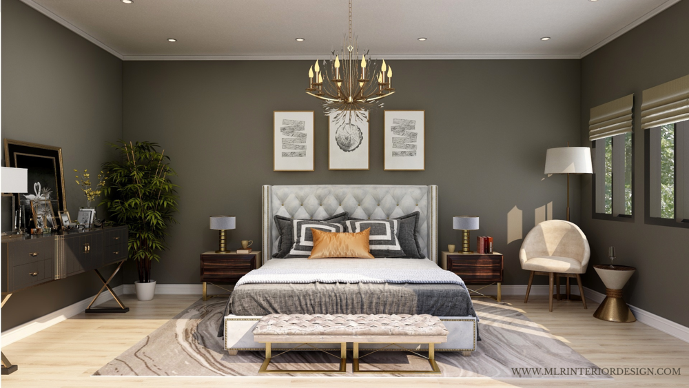 How To Design A Relaxing Master Bedroom