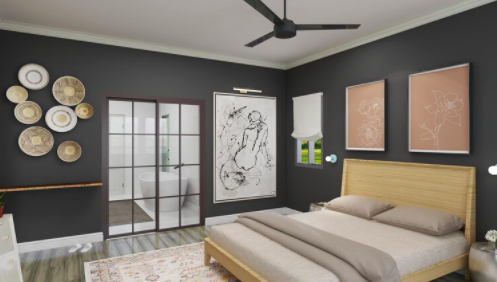 How to design a relaxing master bedroom | MLR Design Interiors
