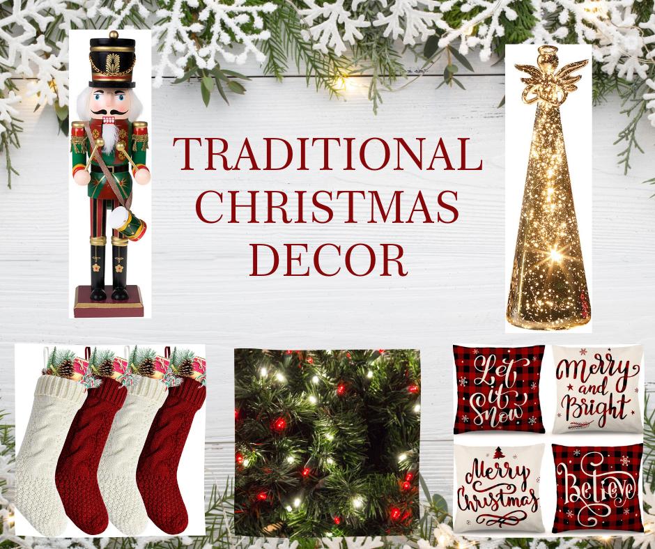 Traditional Christmas Decor   MLR Design Interiors