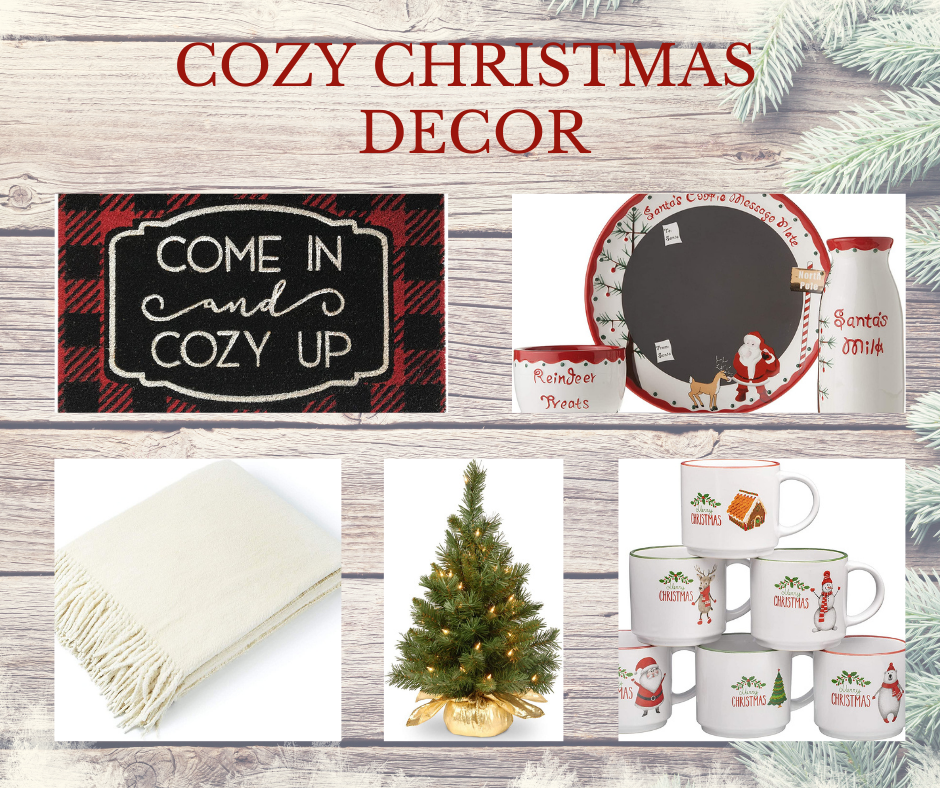Cozy Transitional Christmas Decor   MLR Design Interiors