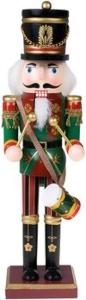 Nutcracker Traditional Christmas Decor