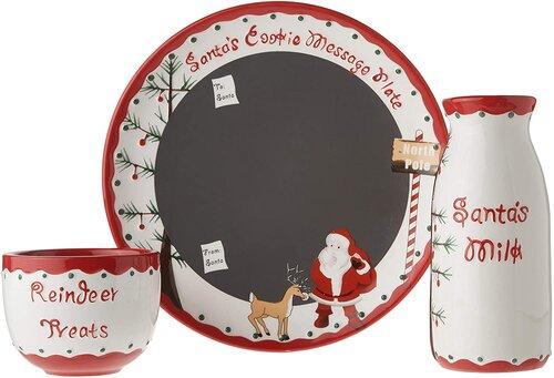 Cookie Plate Christmas Decor