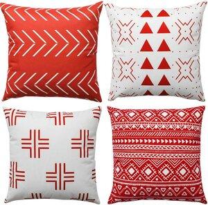 Scandinavian Christmas Pillows