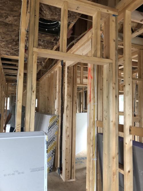 New Construction | MLR Design Interiors