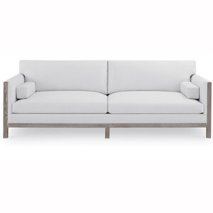 Transitional couch