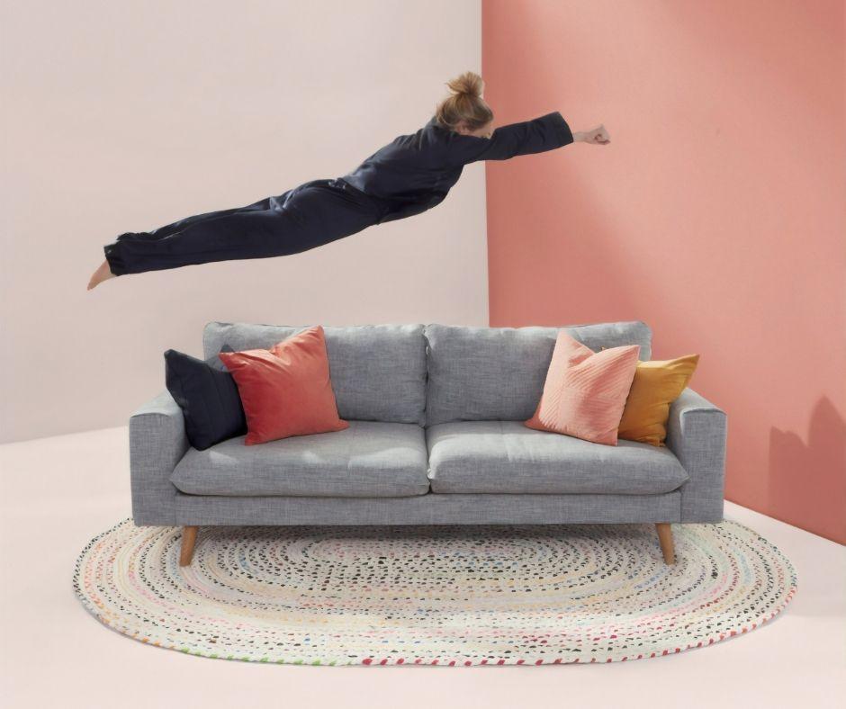 Living room sofa mlr interior design