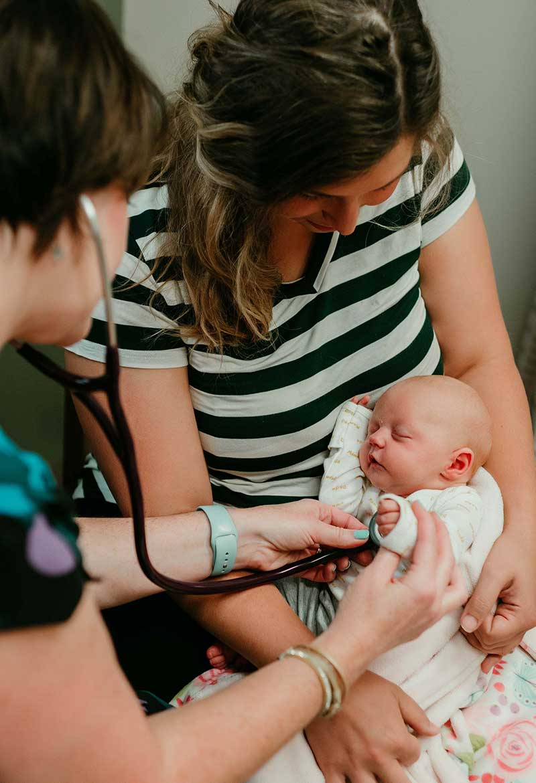 Primary Care and Breastfeeding Medicine Photo