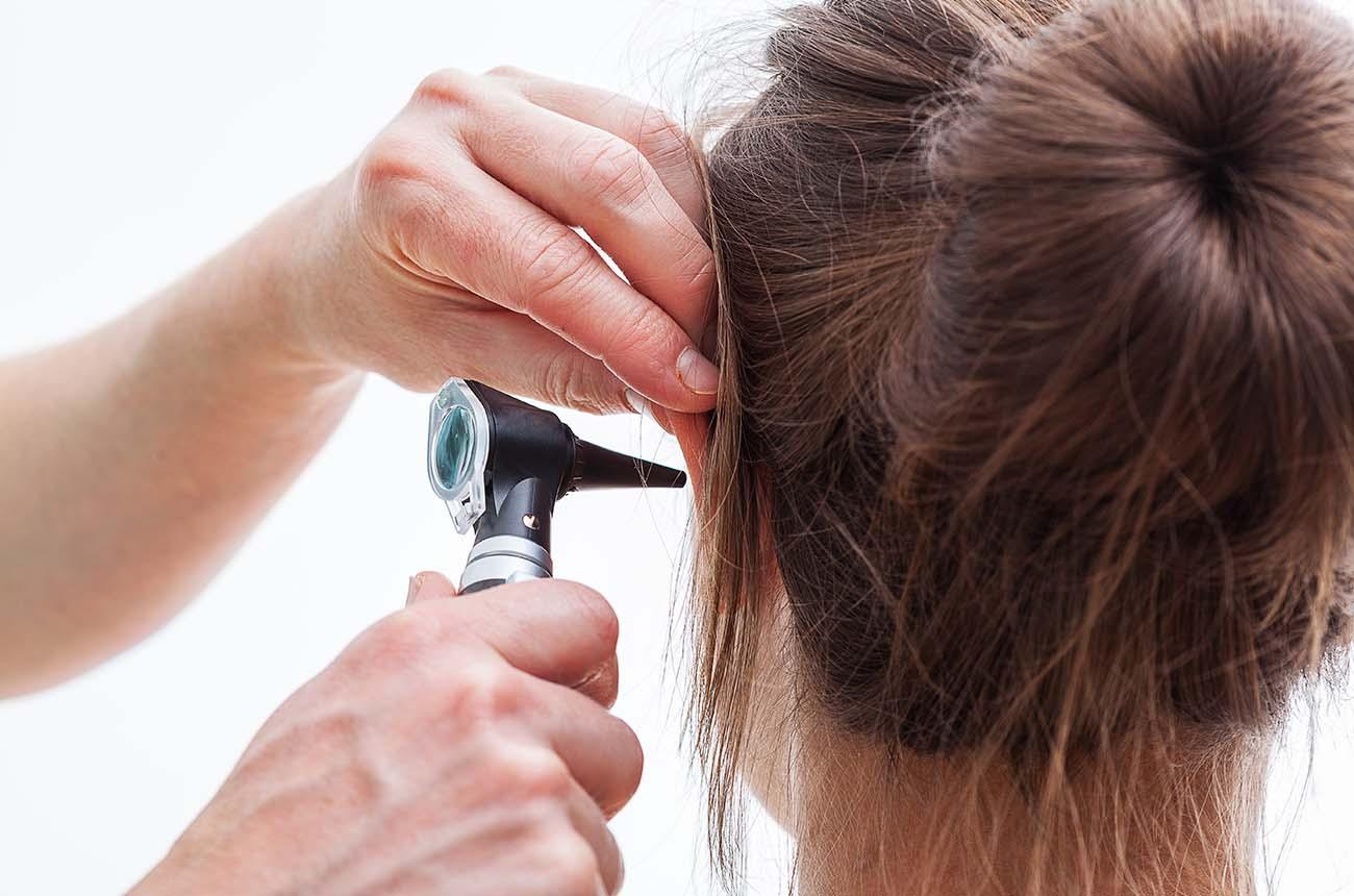 Ear Exam | Dr Leeman