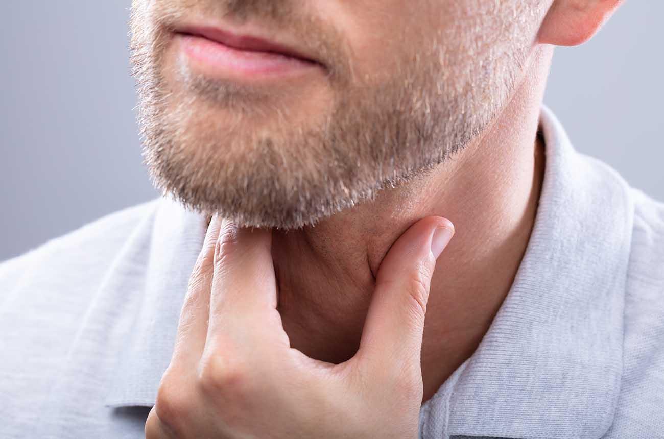 Throat Issues   Dr Leeman