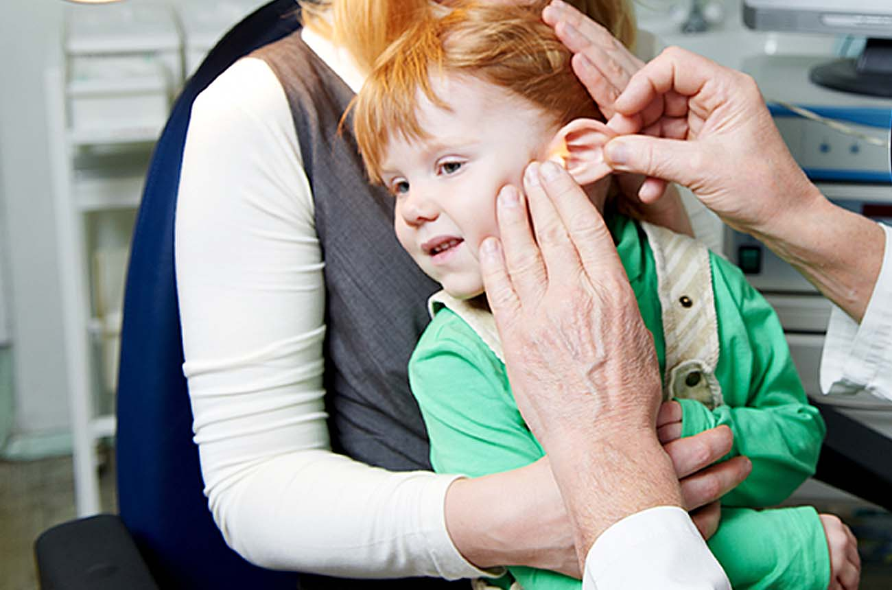 Ear Infections / Ear Exam