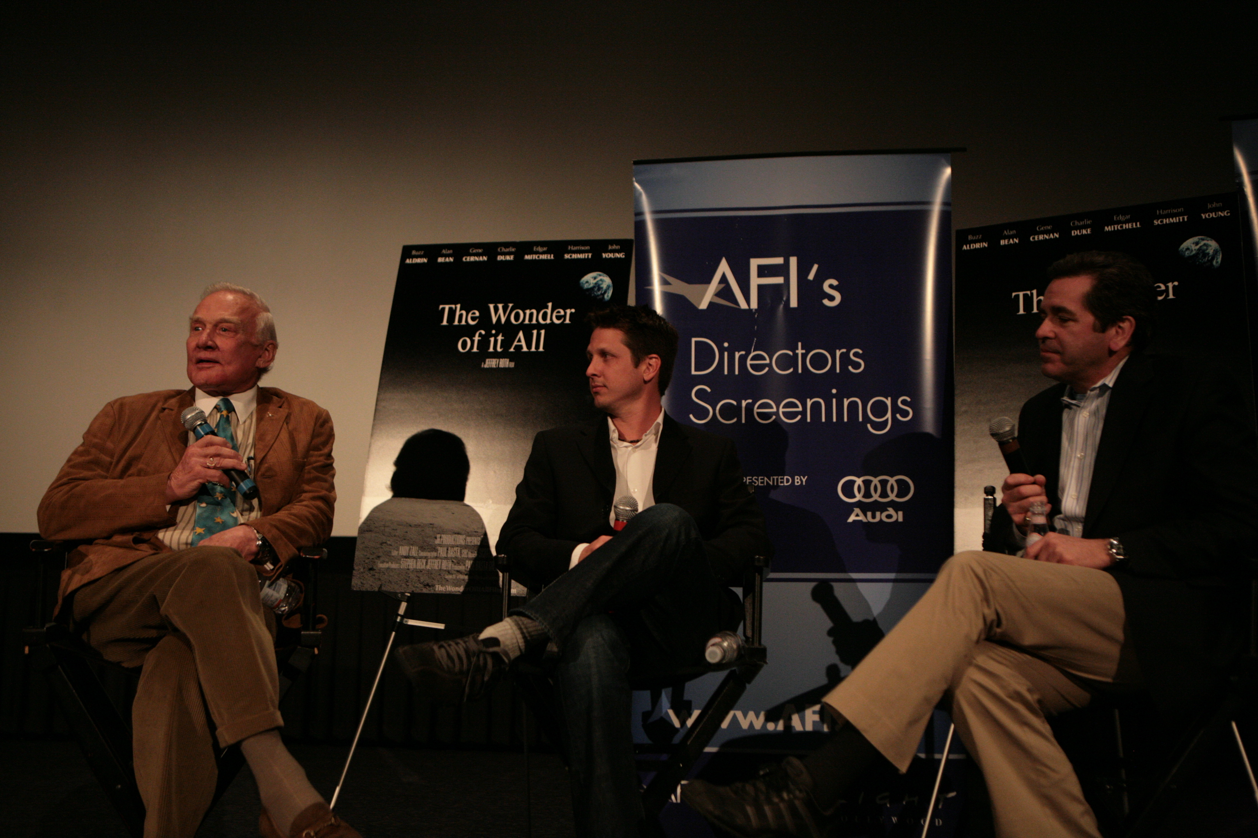 Buzz AFI directors screenings