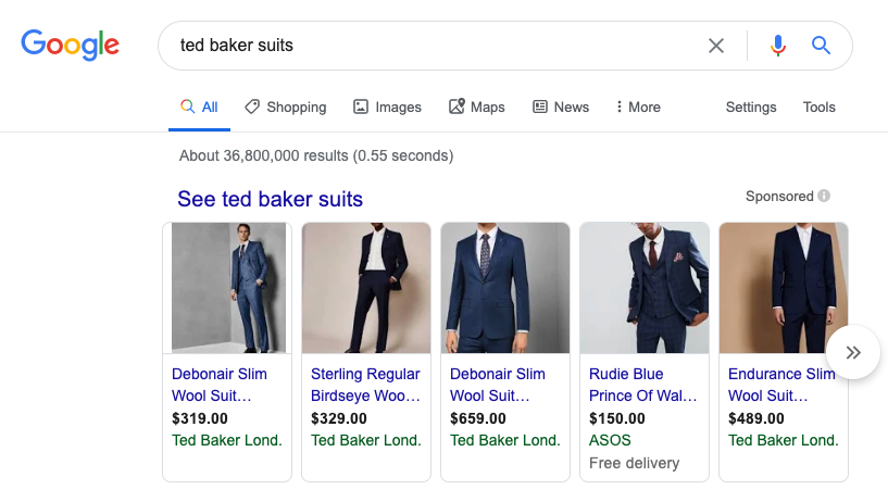 You Have Google Smart Shopping, Now What? - Suit Search