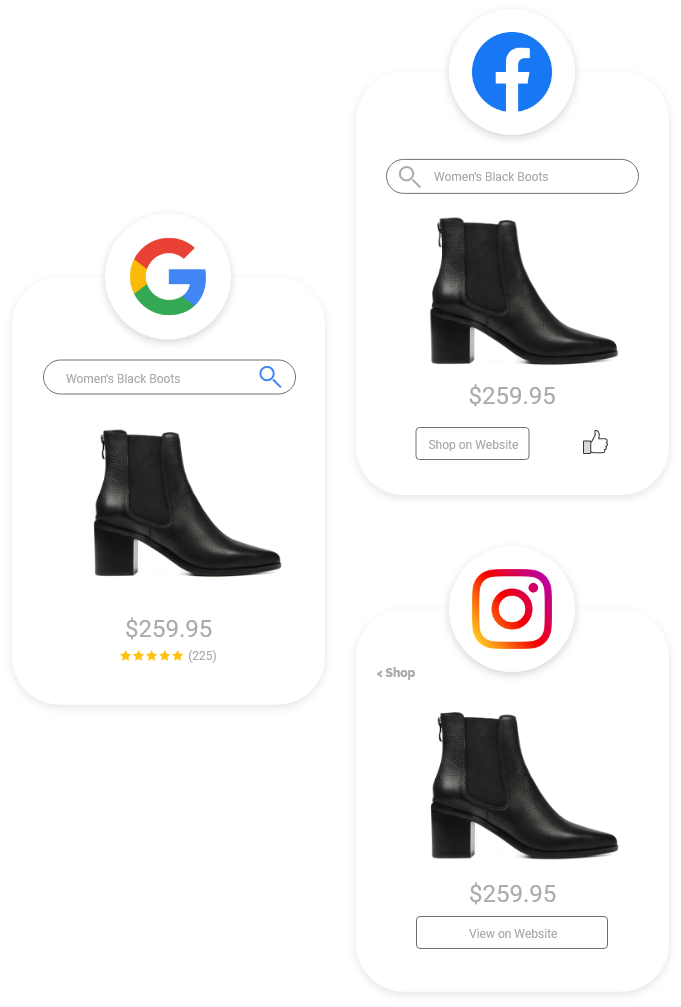 FeedOps connects shopping and social media product feeds.