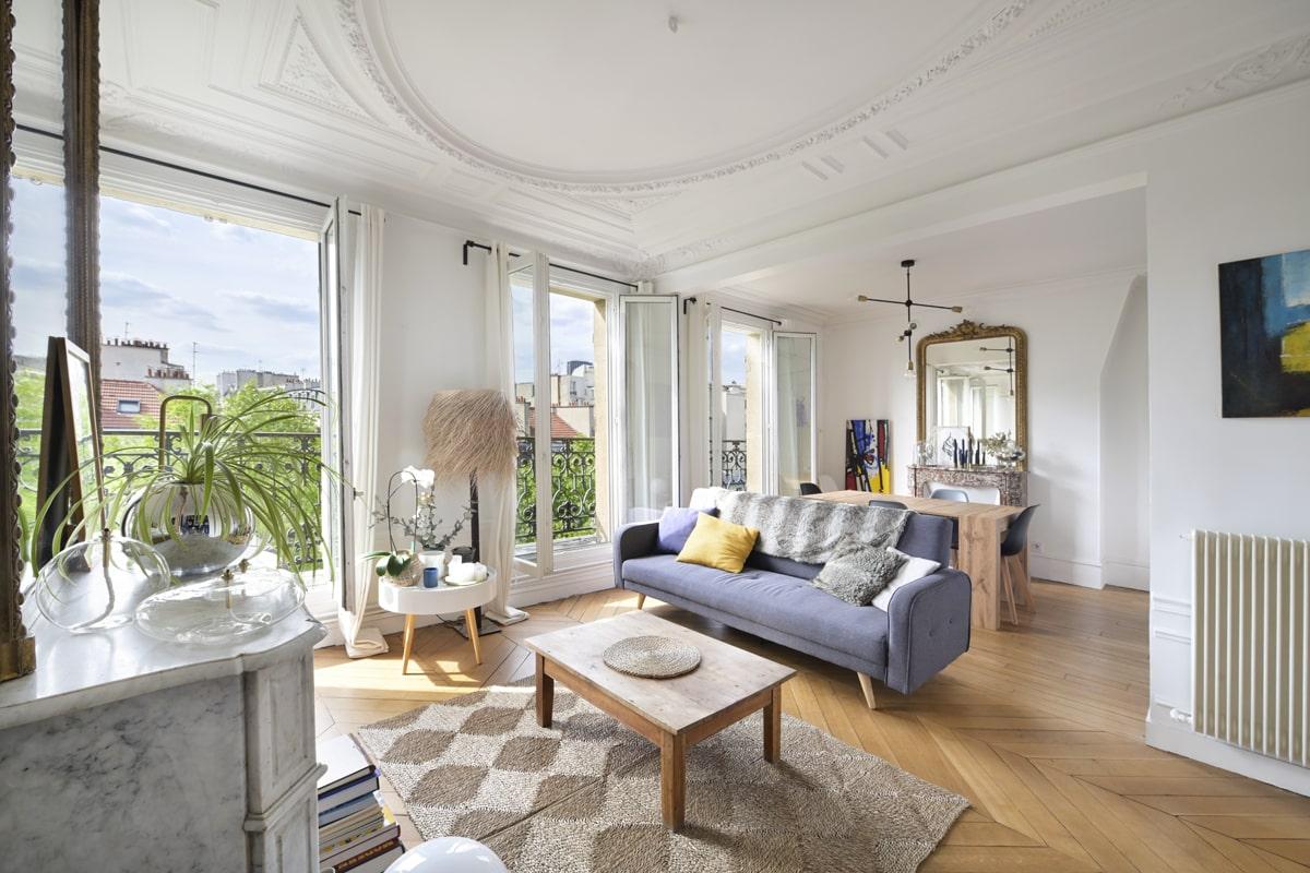 Appartement en location - De Ferla