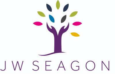 Logo for JW Seagon, a major insurance broker in Kenya that bundles the rescue.co membership into select insurance packages
