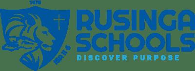 Logo fro Rusinga Schools, a group of elite private schools in Kenya