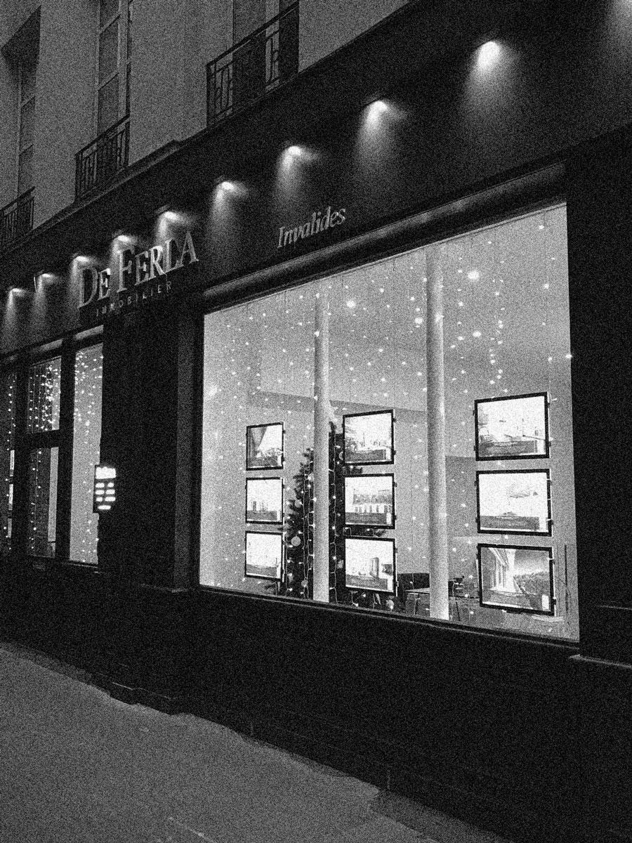 De Ferla Immobilier - Histoire