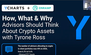 How, What & Why Advisors Should Think About Cryptoassets