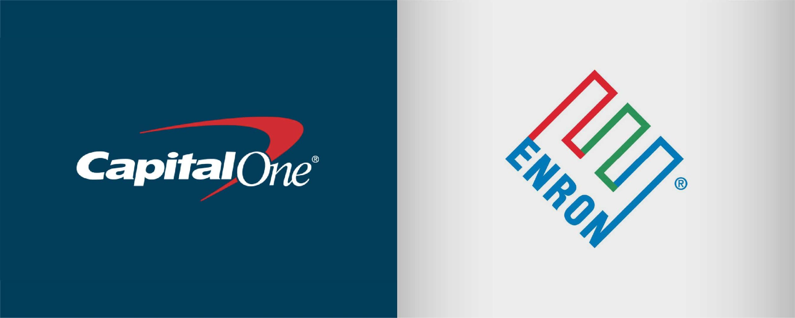 Capital One and Enron