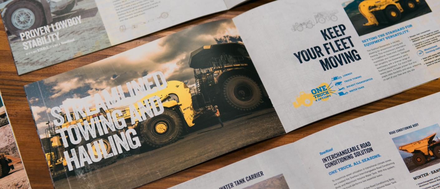 Towhaul Brochure