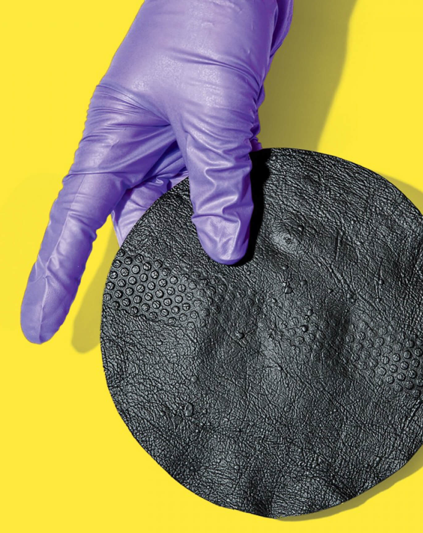 The Future Of Leather Is Growing In A NJ Lab – No Animals Needed