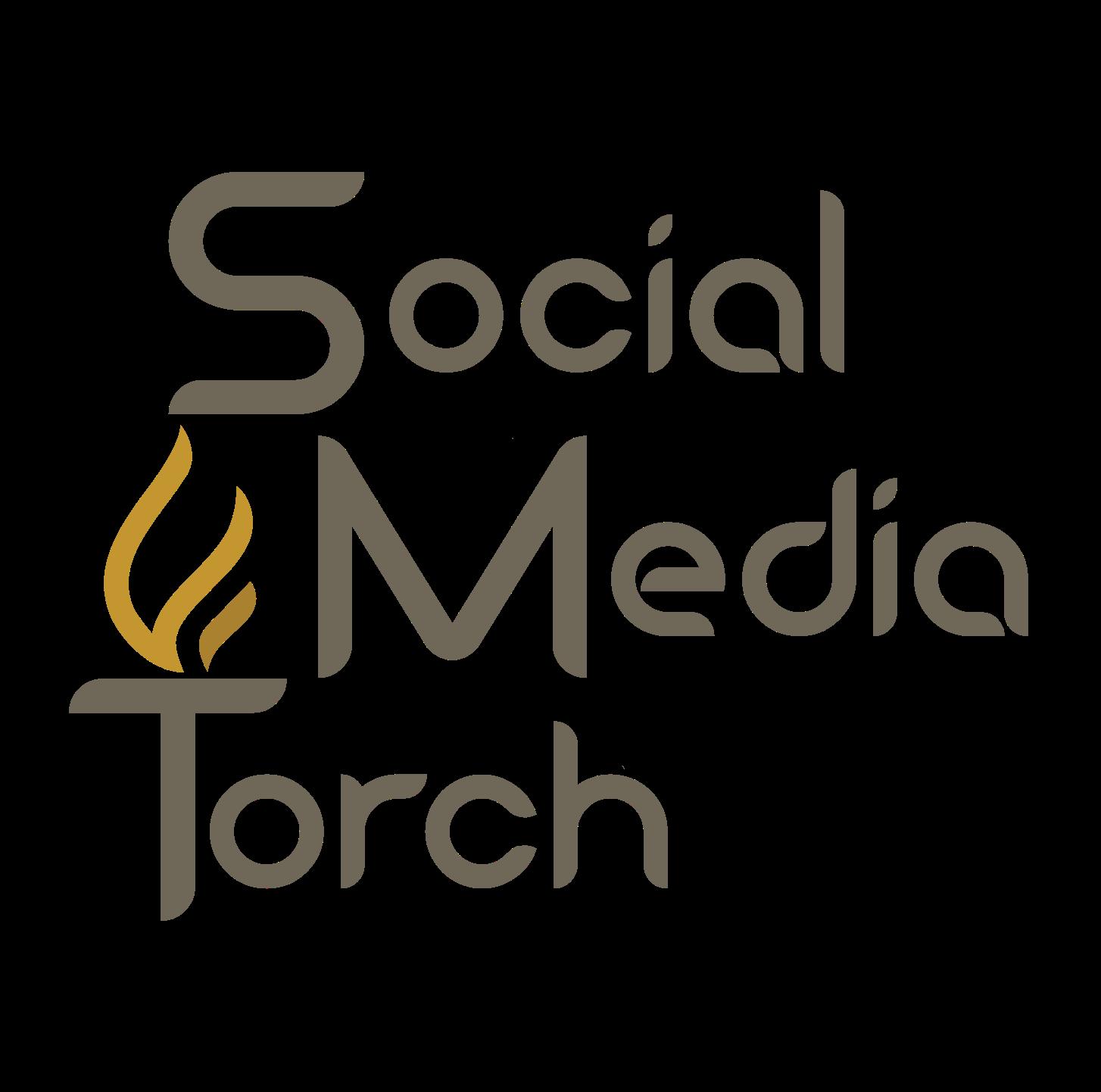 Social Media Torch logo