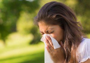 hay fever garlic supplement