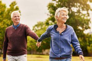 senior consumers of health supplements