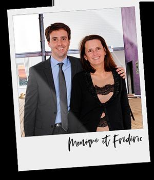 Monique et Frédéric