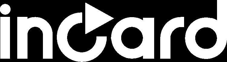 incard white logo