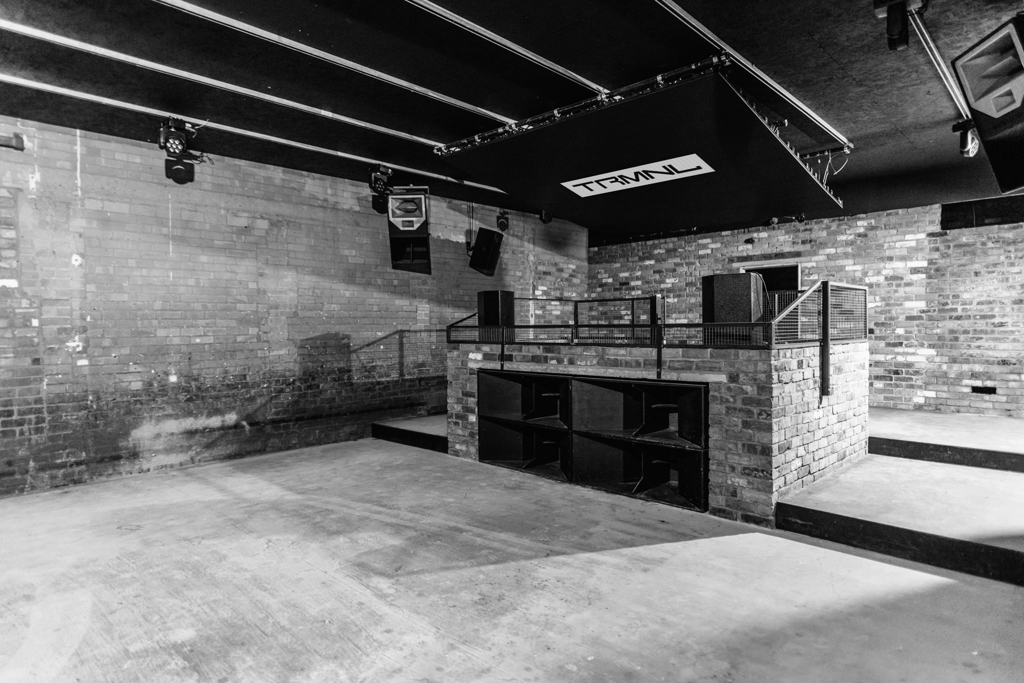 Empty Venue Photograph