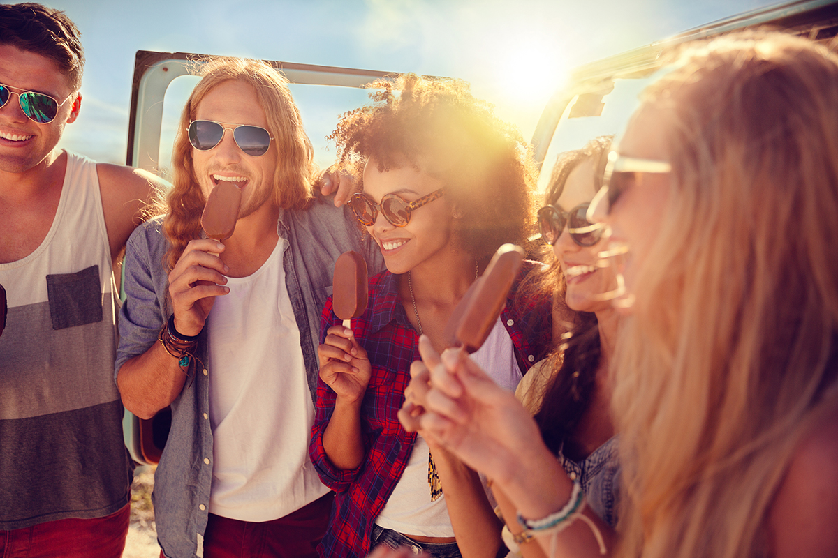 A² Category Analytics and data driven approach in retailer cooperation brought fivefold increase in ice cream sales