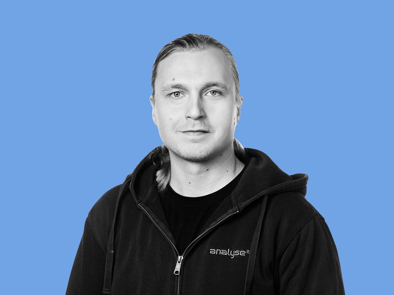 Employee Stories – Kalle, Software Designer