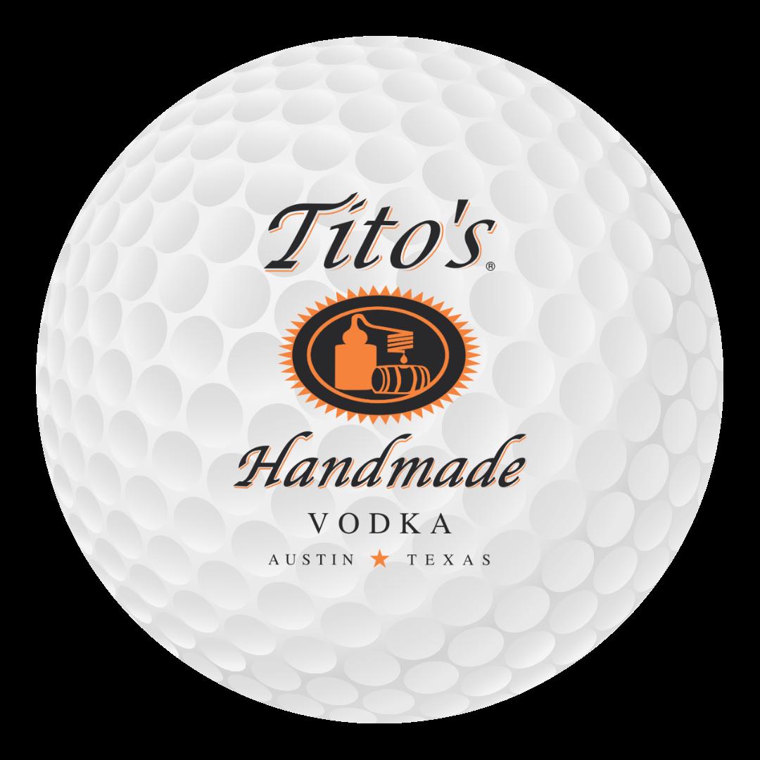 Tito's Handmade Vodka Andrew Weishar Invitational Sponsor