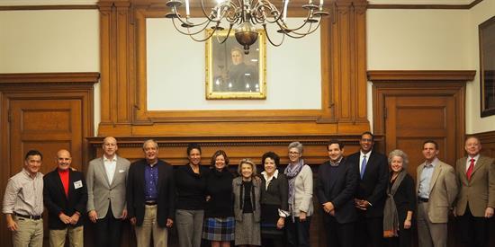 Klingenstein Advisory Board Group Photo