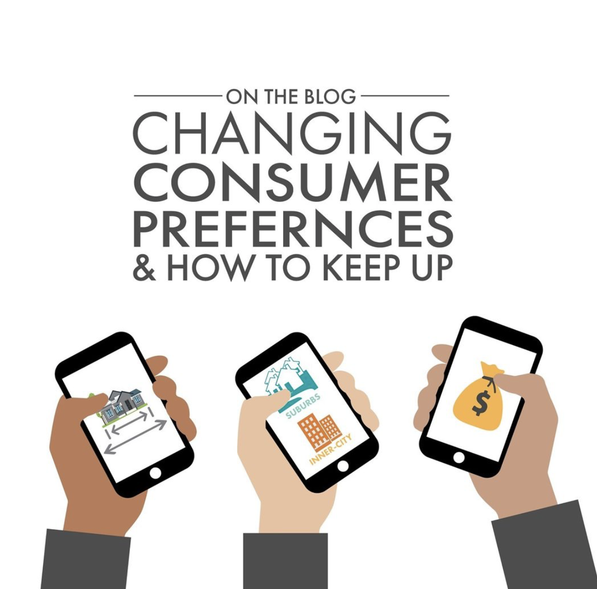 Changing Consumer Preferences and How to Keep Up