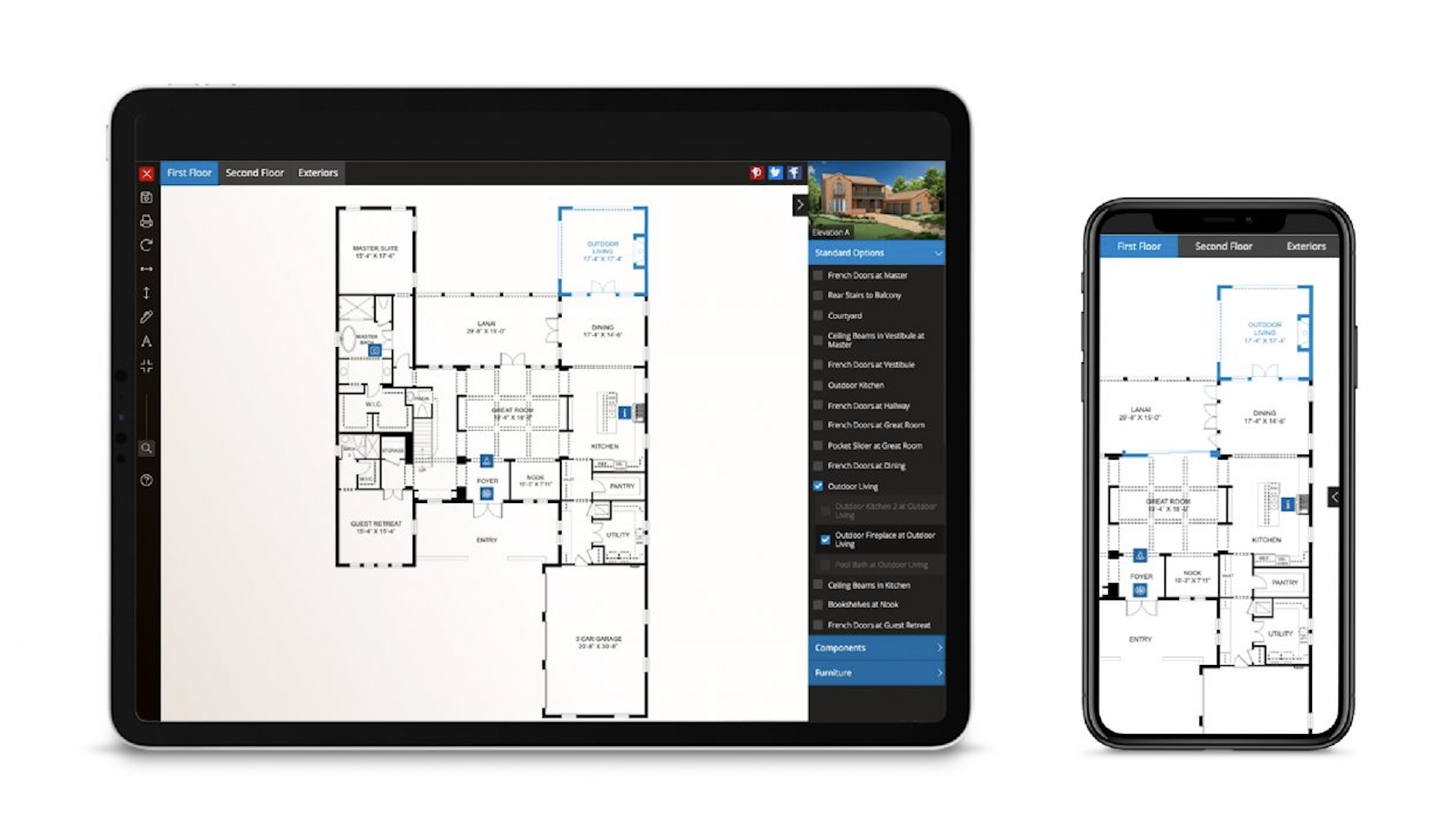 Stay Current with Interactive Floor Plans