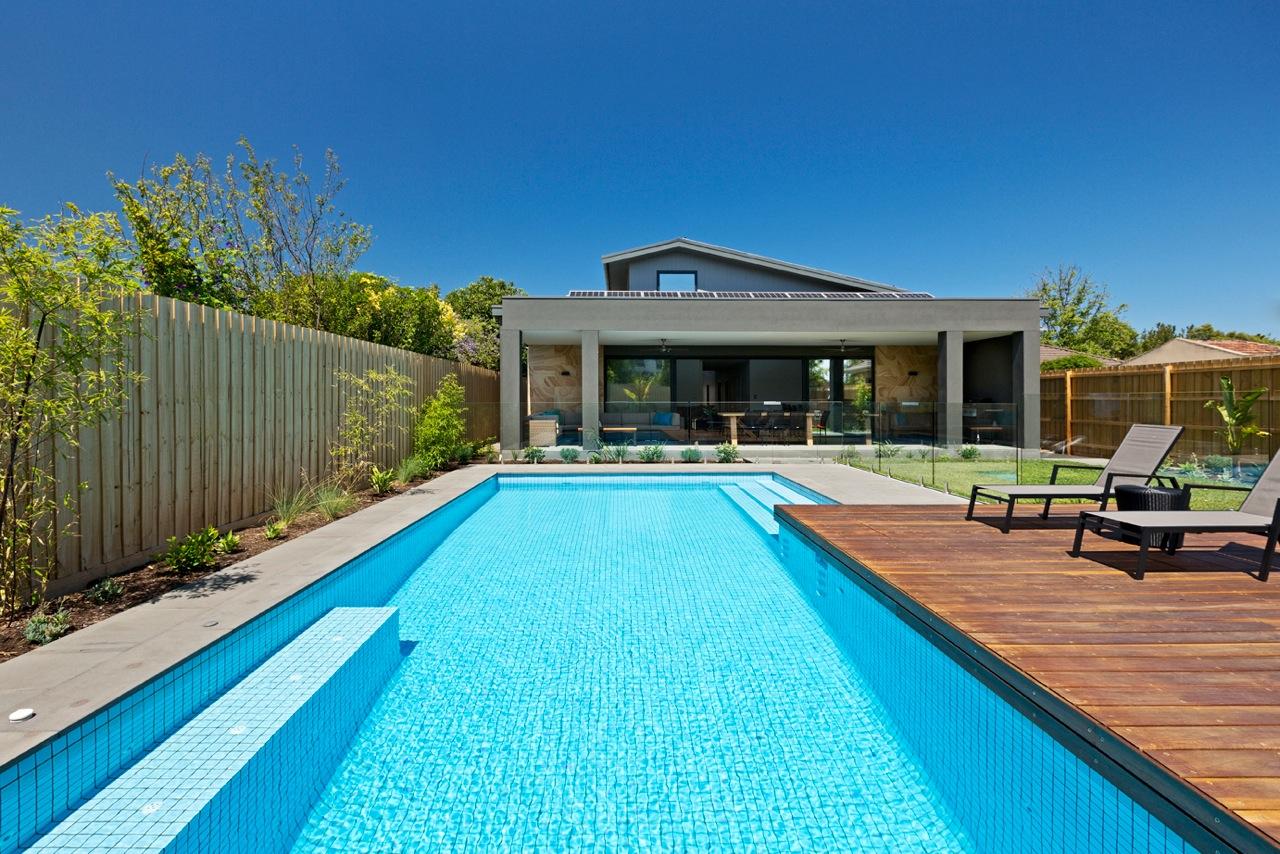 Hampton Melbourne Pool Design