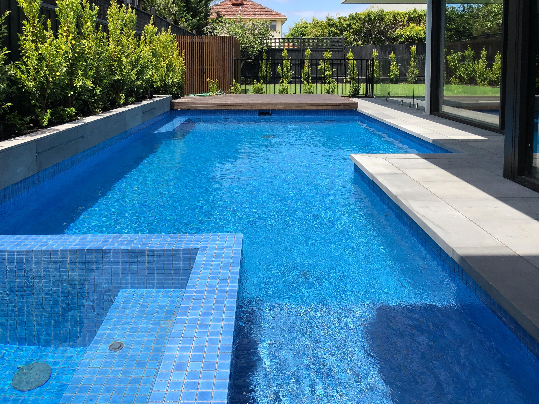 East Brighton Melbourne Pool Design