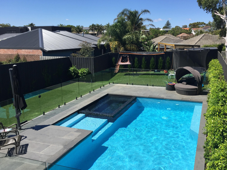 Black Rock Melbourne Pool Design