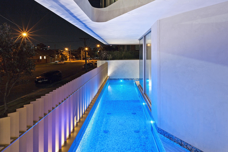 Middle Park Melbourne Pool Design