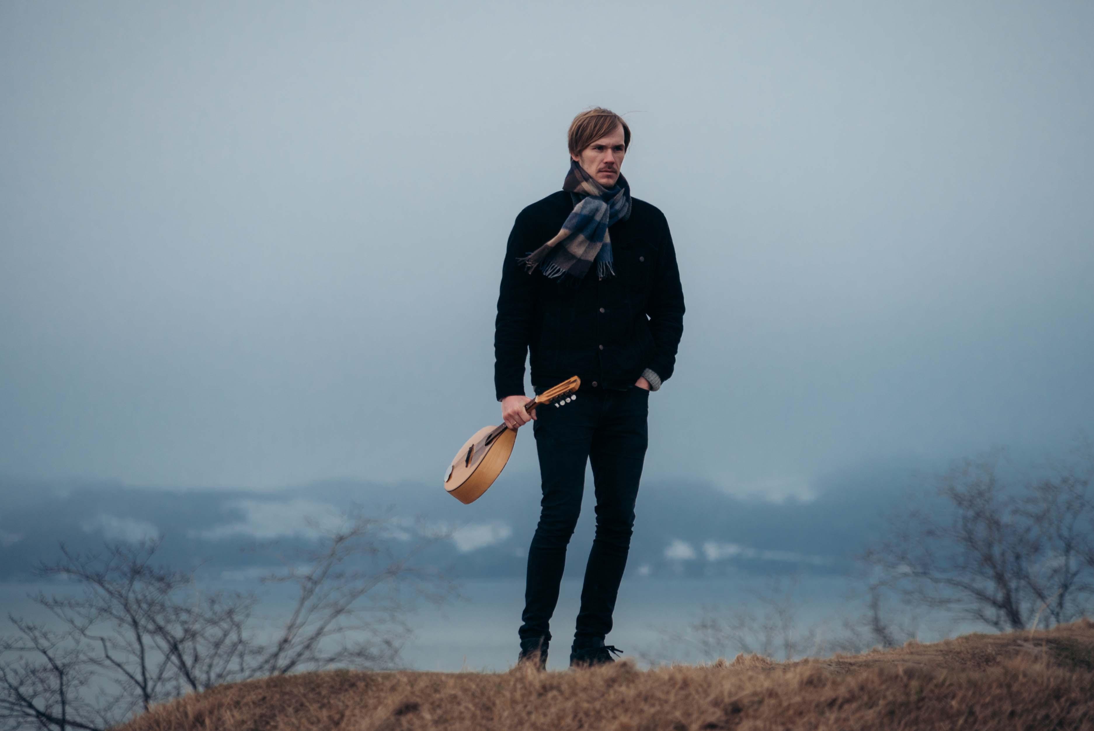 Førjuls-konsert på Låven med Jo Sverre!