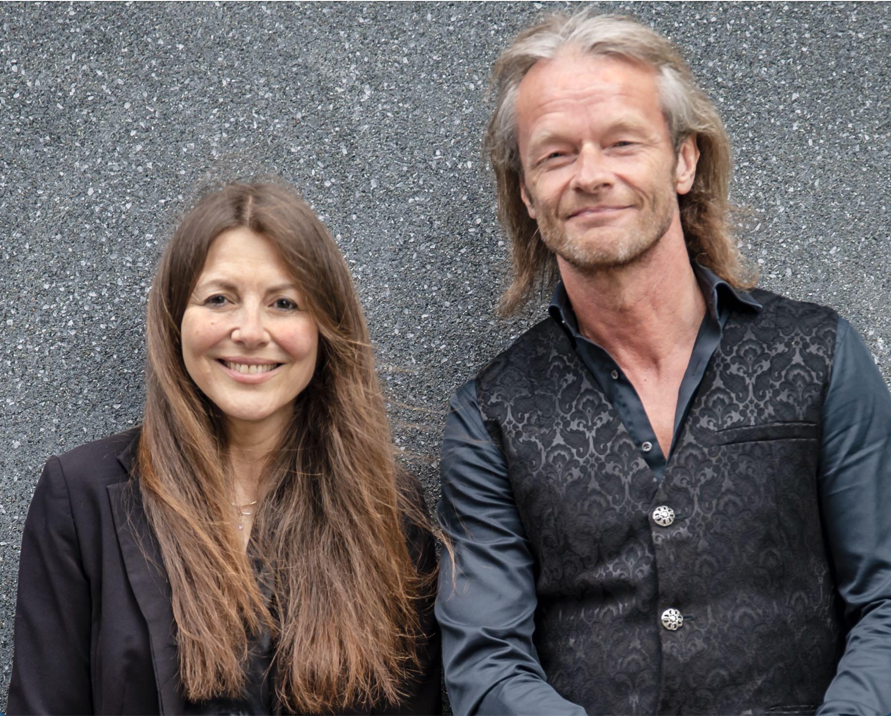 Torstein Flakne og Claudia Scott akustisk på Låven