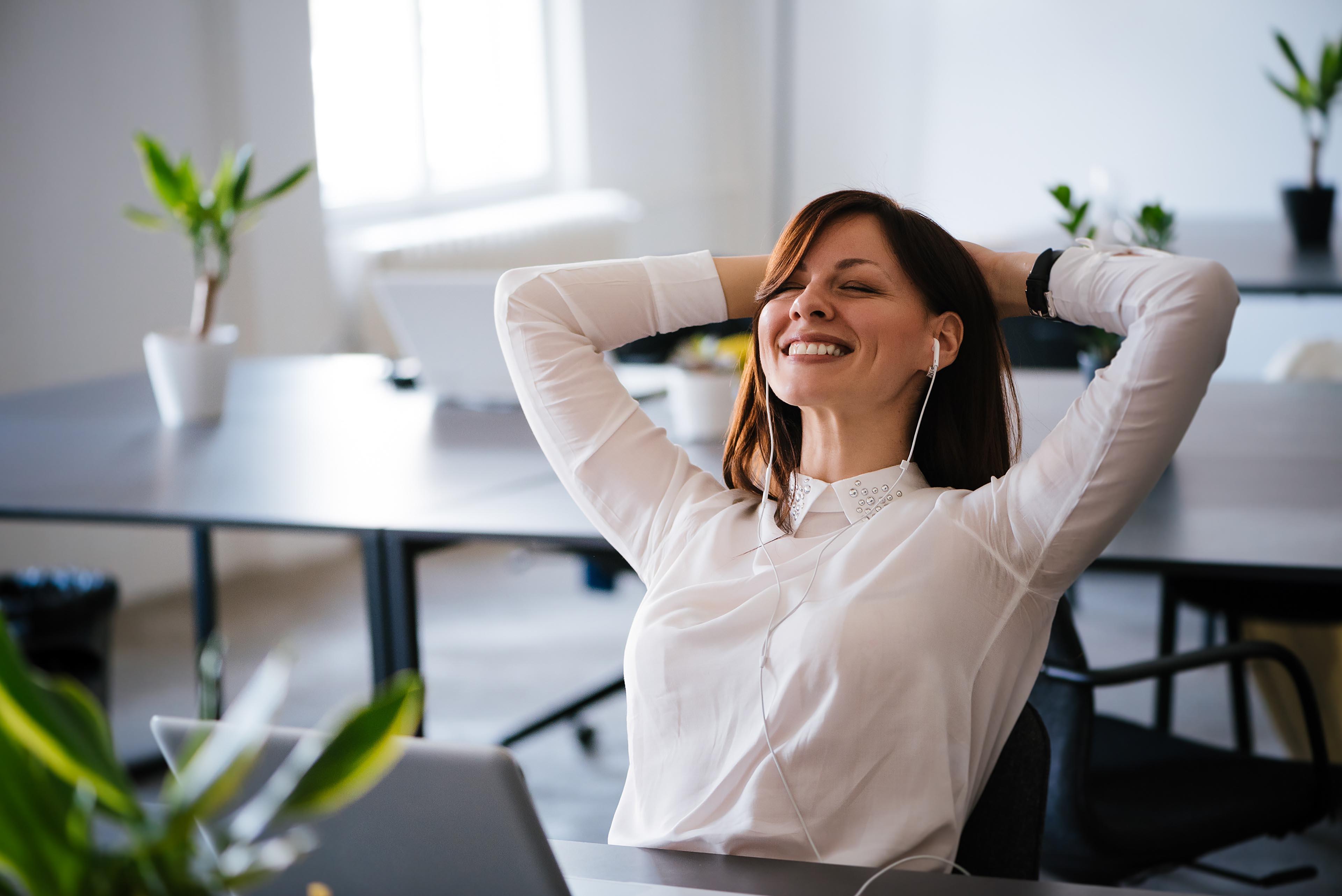 wermke bürokonzepte | Arbeitsplatz mit Freude