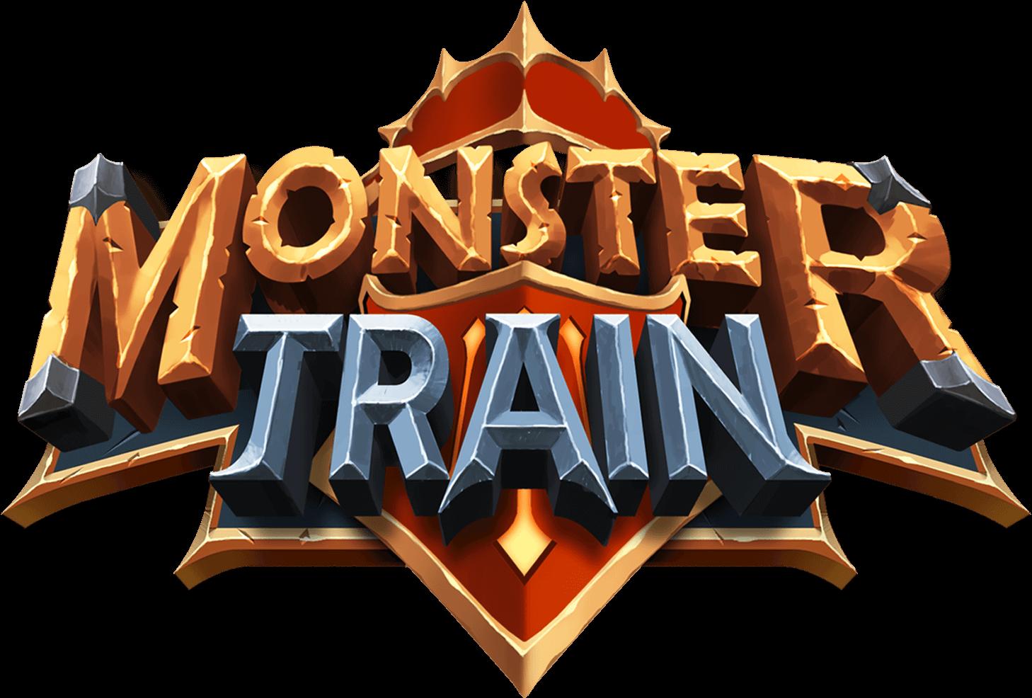 Monster Train's logo