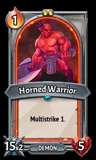 Hornbreaker prince
