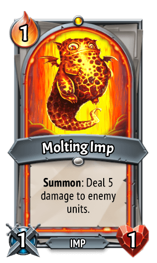 Molten IMP