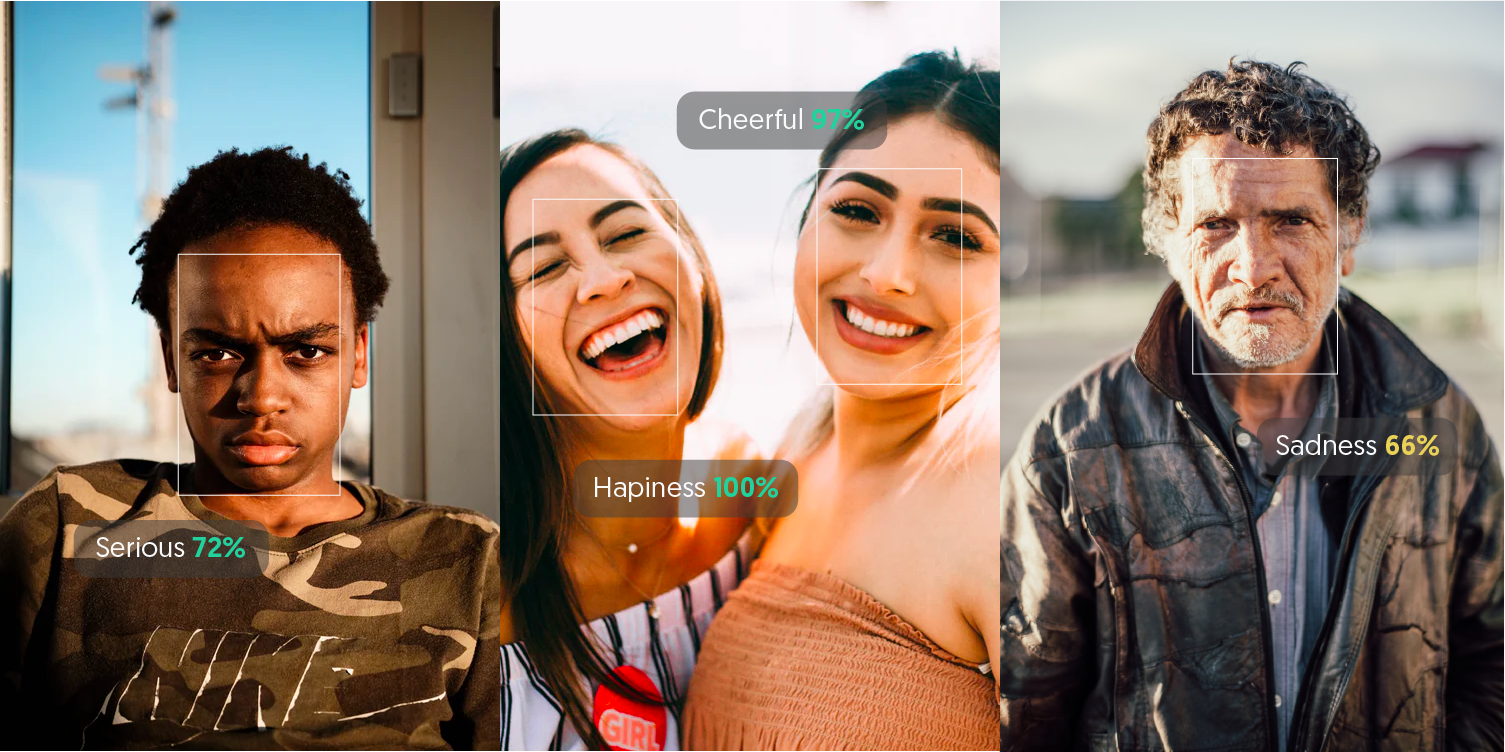 Image tagging and facial expression analysis | Mobius Labs